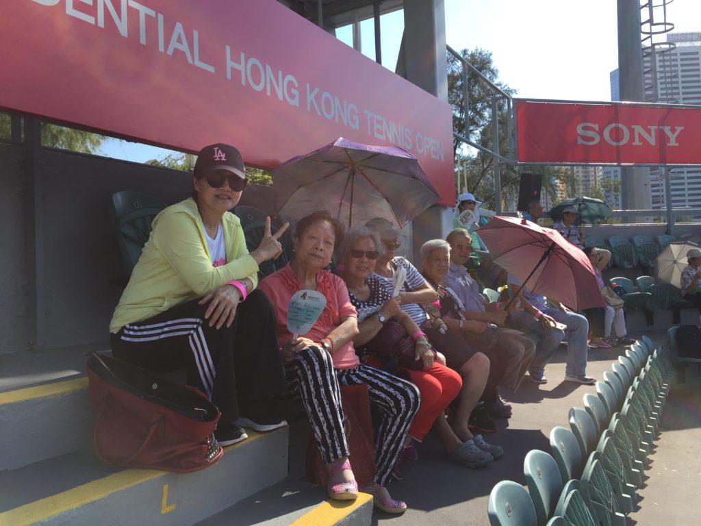保誠香港網球公開賽2017