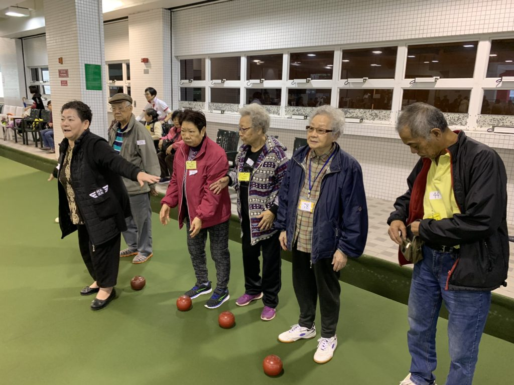 2019紀利華木球會長者同樂日